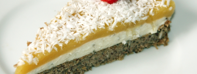 Low Carb Kokos Mango Torte Auch Vegan 1001food De