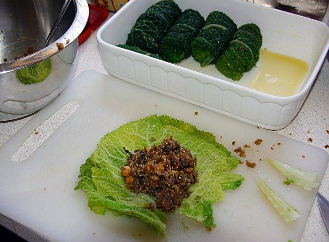 vegetarischeWirsingrouladenQuninoa