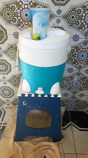 Wassercontainer