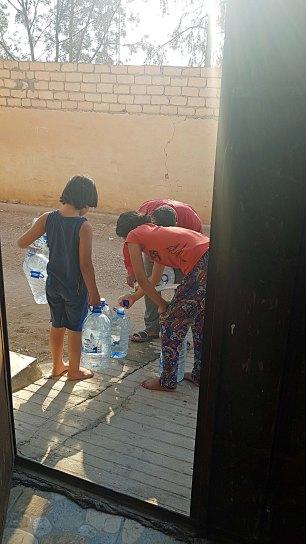 Wasserkaufen